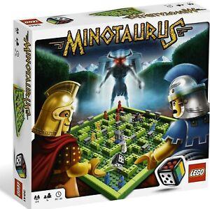 LEGO Games Minotaurus 3841 (2009) Pre-Owned