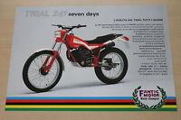 170071) Fantic Trial 241 seven days Prospekt 198?