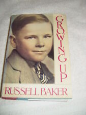 Growing Up by Russell Baker (1982, Hardcover)