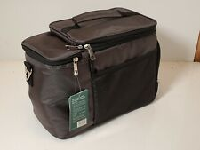 Lunch Bag Insulated Cooler Lunch Box w/ 3 Compartment -ZUZURO- NEW WITH TAGS!!!!