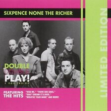 Sixpence None the Richer / Divine Discontent - Sixpence None the Richer (2CD)
