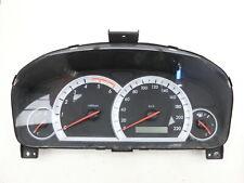 Chevrolet TrailBlazer velocímetro señalador salir caso reparación