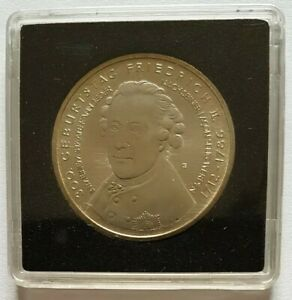 10 Euro Allemagne 2012 300e aniversaire de Friedrich II UNC sous caps quadrum
