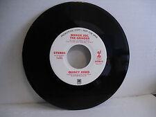 Quincy Jones, Boogie Joe The Grinder, A&M Records 1638, 1974 WLP Jazz Funk, Soul