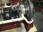 MG TC/TD/TF etc. XPAG engine rear crank seal conversion