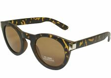 G&G Gangnam Style II Vintage Inspired Circle Lens Classic Sunglasses Tortoise Br