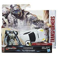 Transformers: The Last Knight 1-Step Turbo Changer Cyberfire Cogman
