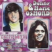 Donny And Marie Osmond Puppy Love (CD)