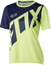 Fox Racing Womens Ripley s/s Jersey Light Yellow