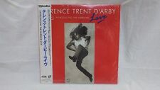 """TERENCE TRENT D'ARBY """"INTRODUCING THE HARDLINE LIVE""""  Laserdisc LD Japanese"""