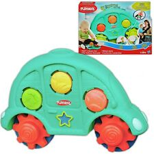 PLAYSKOOL 2 in 1 Roll'n Gears Car 12M+ Toddler Baby Toy Fun Educational Hasbro