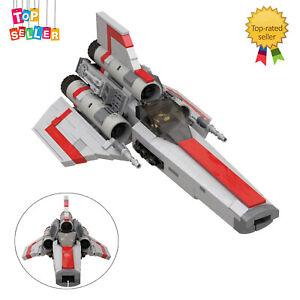Colonial Viper MK1 Fighter MOC-45867 Construction Toys for Battlestar Galactica