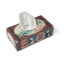 Cute Retro MOTORING Tissue Box 50s TASCHENTÜCHER Box Rockybilly