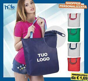 Shopper Personalizzate in TNT Gadget Aziendali Bag Promozionali per Aziende