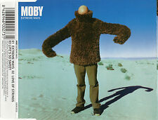 "MOBY ""EXTREME WAYS"" ULTRA RARE SPANISH CD MAXI / EVERLASTING RECORDS - EVERY27CD"