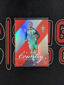 "2017-18 Panini Nobility Soccer CRISTIANO RONALDO Refractor ""and Bounty"" Portugal"