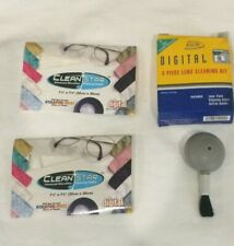 Digital concepts lens Cleaning Kit for camera, Sony, Canon, Nikon, w/ extras New