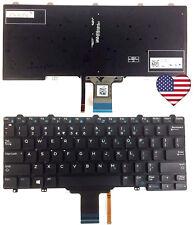 NEW OEM Dell Latitude E5250 E7250  US Backlit Laptop Keyboard US