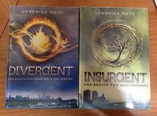 Divergent + Isurgent VERONICA ROTH