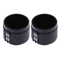 2pcs Dynamic Wireless/ Wired Microphone MIC Cartridge Core Replacement Accs