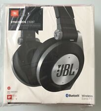 JBL Synchros E50 BT Bluetooth Kopfhörer schwarz
