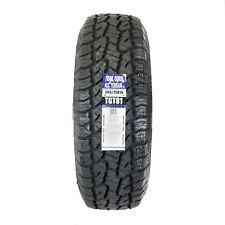 1 (One) New Trail Guide All Terrain P265/75R16 P-Metric 2657516 R16 Tire