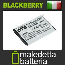 M-S1 Batteria Alta Qualità per Blackberry Bold 9900 (2008) Bold2 9700 (FF5)