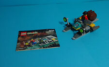 LEGO Rock Raiders ~ Rapid Rider (4920) & Anleitung