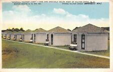 Silver Creek NY Kendall Tourist Camp~Route 20 1920s