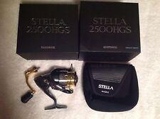 Shimano Stella 2500 HGS Spinning Reel. Saltwater Or Freshwater Reel