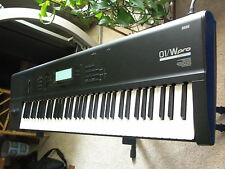 KORG 01/W Pro w/ New Backlight & New Battery. Disk copies/editor included! MORE!