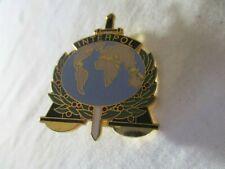 International Criminal Police Organization INTERPOL Lapel Pin