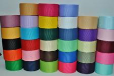 """66 yards(2 y)-wholesale grosgrain ribbon solid color 7/8"""""""