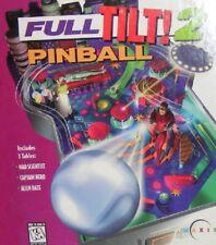 FULL TILT 2 PINBALL +1Clk Windows 10 8 7 Vista XP Install