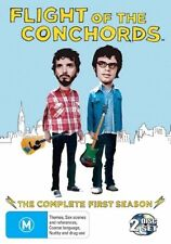 Flight of the Conchords : Season 1 (DVD, 2008, 2-Disc Set)Brand New Sealed