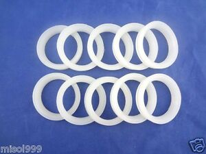 10pcs of white silicon sealing ring sealing loop for vacuum tube 58mm, for solar