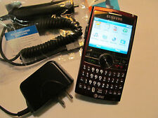 GOOD!!! Samsung BlackJack II SGH-i617 Windows QWERTY GSM Camera AT&T Smartphone