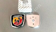 Fiat PUNTO EVO ABARTH GENUINE Badge Emblem FRONT GRILLE GENUINE logo NEW