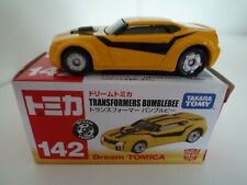 TAKARA TOMY / TOMICA 142 TRANSFORMERS BUMBLEBEE 2012 MINT BOXED