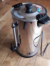 Tea urn water boiler used