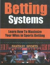 Football Basketball Baseball Soccer Sport Betting Gambling System Strategy Guide