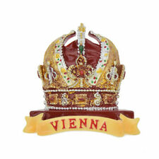3D Vienna Fridge Magnet Sticker Refrigerator Travel Souvenir Kitchen Supply Gift
