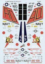 MICROSCALE DECALS 1/48 Grumman F-14B/F-14D Tomcats # SS481061