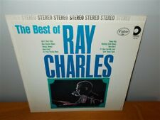 The Best of Ray Charles . Rockin' Chair Blues . Soul . Design Record LP