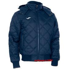 Joma Parka Oslo Uniforms Giacca vento Uomo Negro 2xs