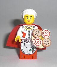 LEGO City - Mrs. Claus - Figur Minifig Santa Holiday Weihnachten X-Mas 10245