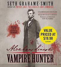 ABRAHAM LINCOLN VAMPIRE HUNTER unabridged audio CD by SETH GRAHAME-SMITH