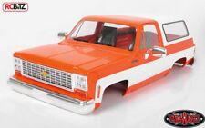 RC4WD Chevrolet Blazer Hard Body Complete Set Classic ORANGE Z-B0146 K5