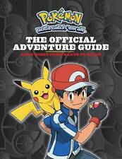 Pokemon: The Official Adventure Guide: Ash's Quest from Kanto to Kalos by Simcha