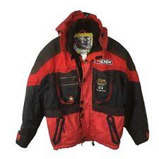 Vintage Phenix Factory Team Alpine Racing Snow Jacket Mens 48 Removable Hood